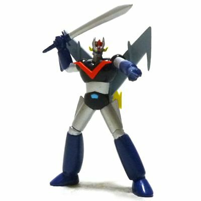 GREAT MAZINGER w/GREAT BOOSTER Bandai HG Mini Figure Super Robot Anime Toy Used