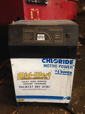 Fork Truck Batterie Charger