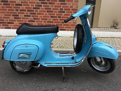 Piaggio Vespa 50S 1967 Scooter (Uk Registered And Moted)