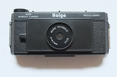 HOLGA Wide Pinhole Camera 120WPC