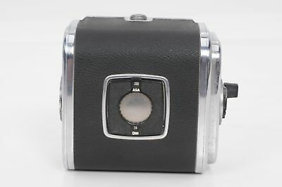 Hasselblad A24 V-Button Roll Film Back Chrome                               #298