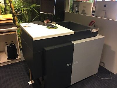 Mitsubishi DPX 2-  CTP Plate Maker Platesetter– with rip Cpu and monitor