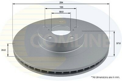 REAR DISCS AND PADS FOR SUBARU IMPREZA 2.0 2000-02 MINTEX FRONT