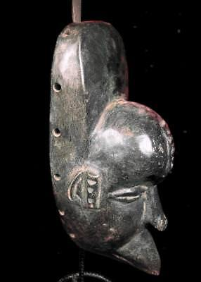 Old Tribal Dan Bird   Mask      -- Coted'Ivoire