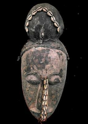 Old Tribal Kuba Bwoom   Mask       -- Congo