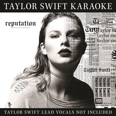 Taylor Swift - Taylor Swift Karaoke: Reputation [New CD]