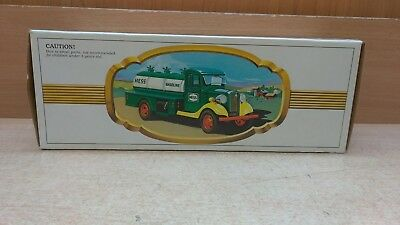 1980 Hess Truck 1933 Chevrolet Truck Gasoline Tanker in Original Box