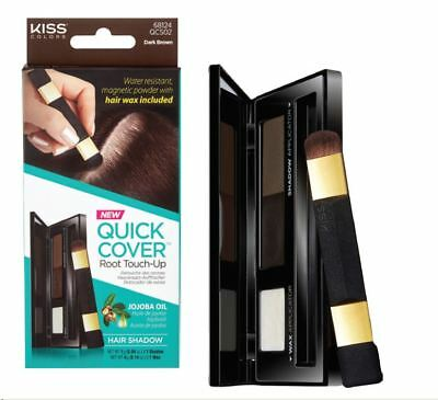 1c44962dc3d (Buy1 Get1 50% Off) KISS Quick Cover Root Touch Up Dual Shadow Palette