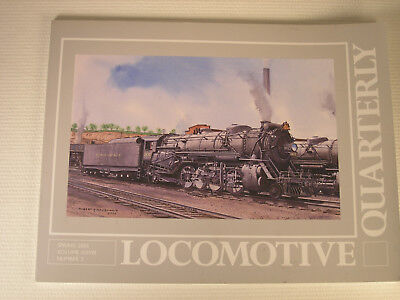 Locomotive Quarterly: Spring 2005 - Canadian Pacific Power Part 1 & More