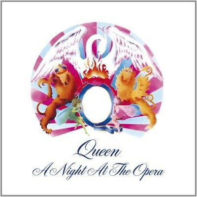 Queen - Night at the Opera [New CD] Bonus CD, Bonus Tracks, Rmst