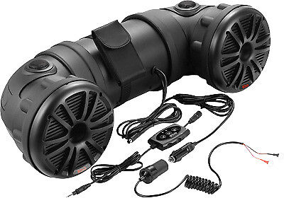 Boss 450 Watt Bluetooth Stereo System Black
