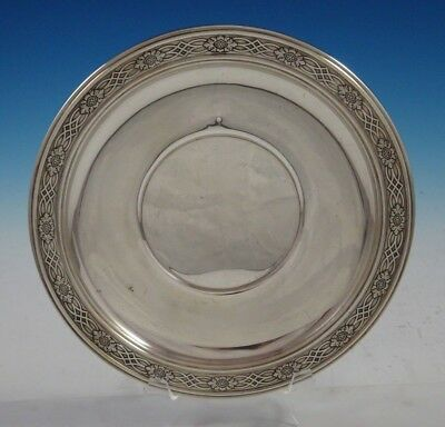 "Meriden Britannia Co Sterling Silver Serving Plate #20-1 10"" Diameter (#2451)"
