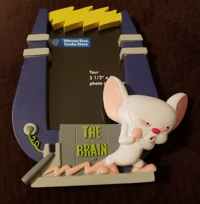 Warner Bros Animaniacs Pinky and The Brain Photo  Picutre Frame