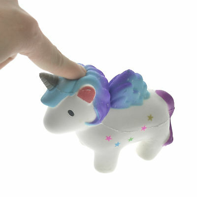 Soft Squishie Kawaii Unicorn Scented Squishy Squeeze Stress Toy Collection