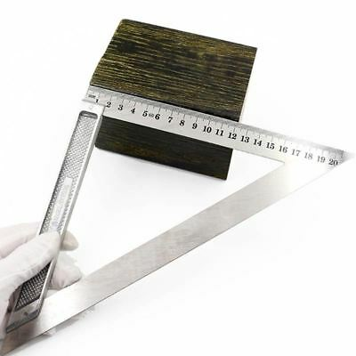 150mm length Triangle Ruler 90 Degree Square Thick Stainless Steel Triangular ru