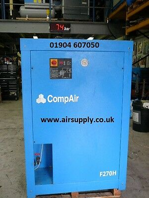 Compressed Air Dryer 1120cfm Compair Atlas Copco screw air compressor