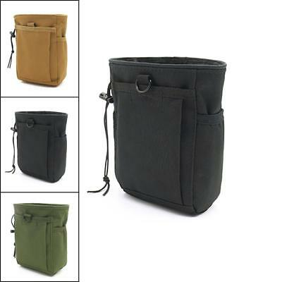 Military Storage Bag Utility Hunting Bag Dump Belt Molle Tactical Magazine Pouch