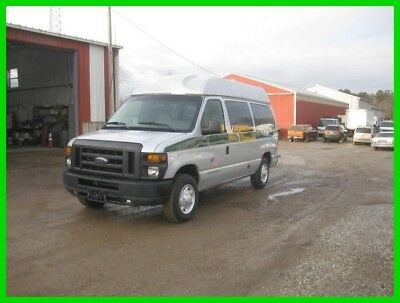 2008 E150 Used MOBILTY WORKS HANDICAPPED VAN