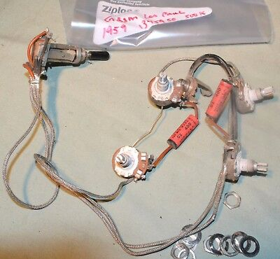 Gibson Wiring Harness | Wiring Diagram on gibson es-335 wiring, gibson switch wiring, gibson les paul wiring mods, gibson 50s wiring,