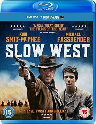 Slow West [Blu-ray] - DVD  VOVG The Cheap Fast Free Post