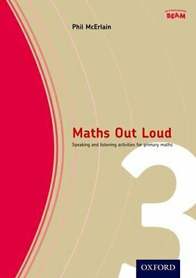 Maths Out Loud Years 1-6: Maths Out Loud Year 3: ... by McErlain, Phil Paperback