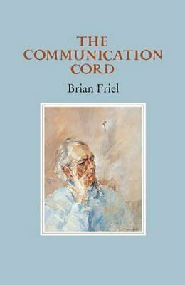 The Communication Cord by Brian Friel Paperback Book The Cheap Fast Free Post