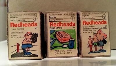 Bulk Lot Of 15 Vintage Matchboxes RARE COLLECTORS