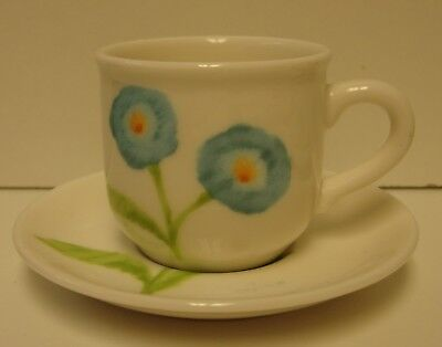 Villeroy & Boch MADEMOISELLE Demitasse Cup Saucer Set NICE More Items Available