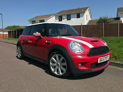 2007 Mini Cooper S, 12 Months MOT, FSH, Very Good Condition, Xenons, Quick Sale