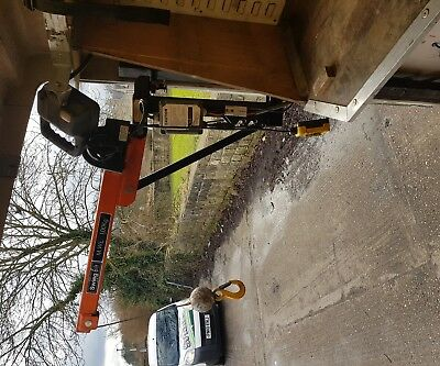 Penny hydraulics ML500 12v Swing lift/Crane to fit van/trailer
