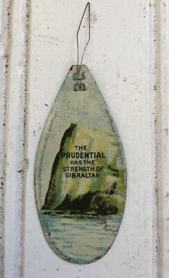 Prudential Needle Threader Vintage Early Lithoed
