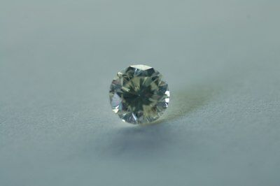 Lose natürliche(clarity enhanced) Diamant Rund  1.02 ct VS2/F