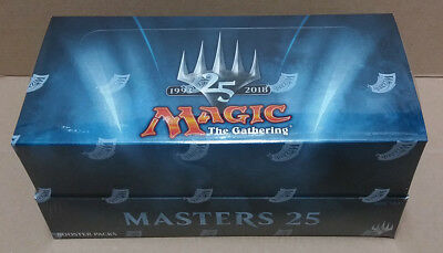 Magic the Gathering Masters 25 Booster Display OVP englisch sealed