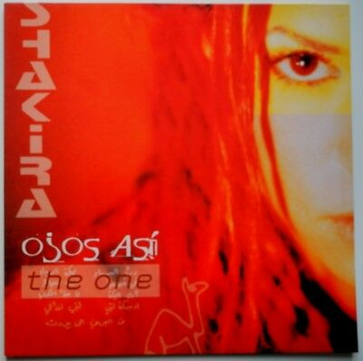 "12"" Nl**shakira - Ojos Asi / The One (Epic '03)**28788"