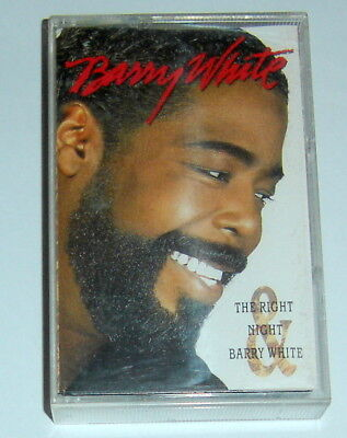 Mc       Barry White     The Right Night And Barry White            Selten,rar