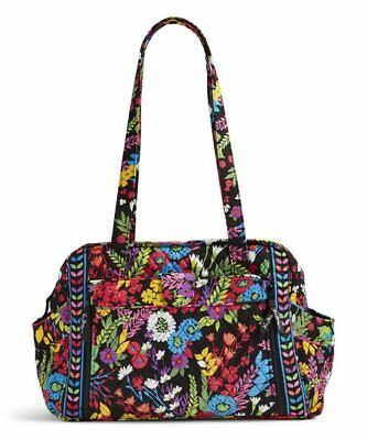 Vera Bradley - Make a Change Diaper Bag - Field Flowers Design Pattern