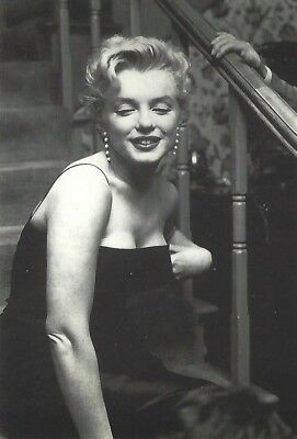 Marilyn Monroe Postkarte, All About Eve (1950) 232-105 Echtfoto (Nr.089)