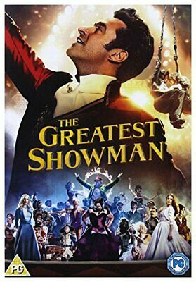 The Greatest Showman [DVD] [2017] Movie Plus Sing-along - DVD  PFVG The Cheap