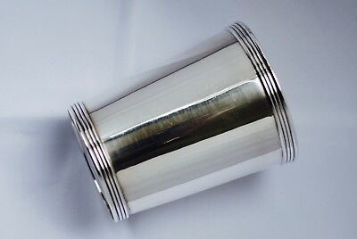 Sterling Silver Mint Julep Cup by Frank W. Smith 3759  Excellent No Mono
