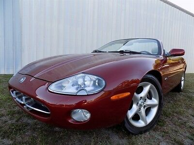 Other XK8 - LOW MILES SOUTHERN ROADSTER! 2001 Jaguar XK8 Automatic 2-Door Convertible