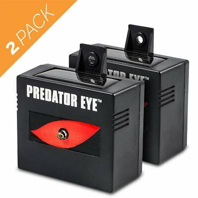 Predator Eye - Aspectek - Night Time Solar Powered Animal Repeller - 2 Pack, Wat