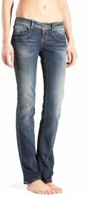 LTB Jeans pour femmes Valentine 50201-2478 coupe droite Mambo Wash NEUF