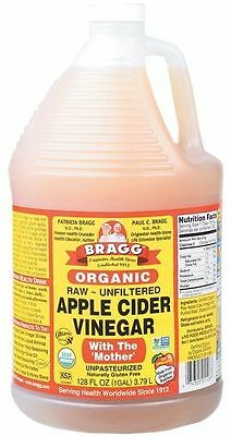 Bragg Organic Apple Cider Vinegar 3.79L