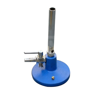 Bunsen Burner With Stop Cock - Harsaw