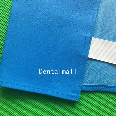 Dental Chair Blue Mat dental unit PU leather dustproof Cover protector