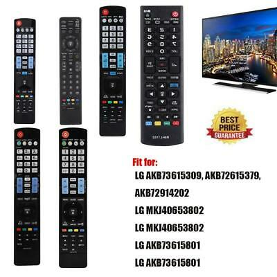 Remote Control Controller RM-L1162 Replacement for LG HDTV LED LCD Smart TV DC