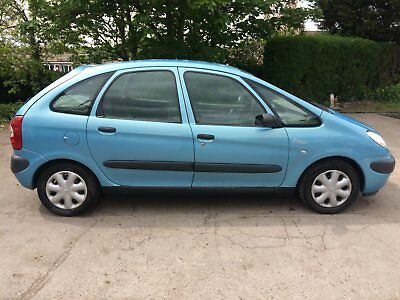 Citreon Picasso 2.0l HDI Diesel