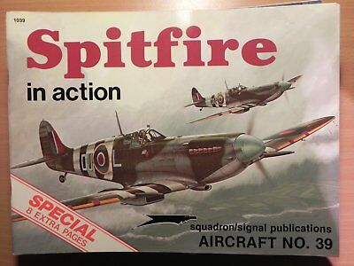 """Revue Squadron Signal """"Spitfire"""" in action"""