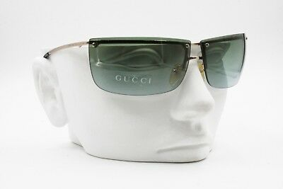 c0d78e56aeca Gucci Vintage Sunglasses GG 2653/S 000BY men & womens green shaded lenses