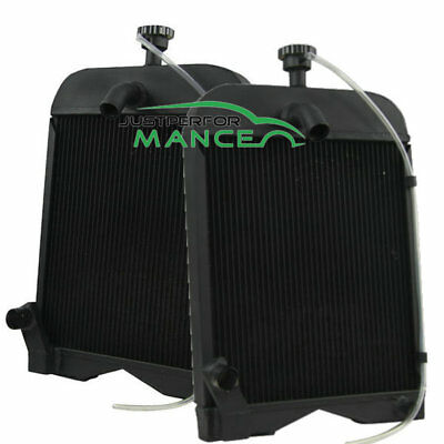 Fits Ford/New Holland Tractor models:2N,8N,9N Tractor Clancy Radiator 1106-6300